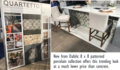 DALTILE PATTERNED PORCELAIN
