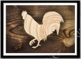 ANGAArt_Rooster print_Etsy