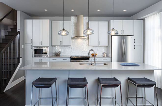 Houzz_Contemporary_The Doyle Model Single Home in Ottawa