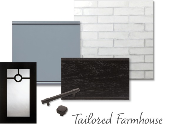 Tailored farmhouse